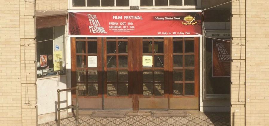 The Colony Theater, Marietta, Ohio (facebook.com/colonytheater)