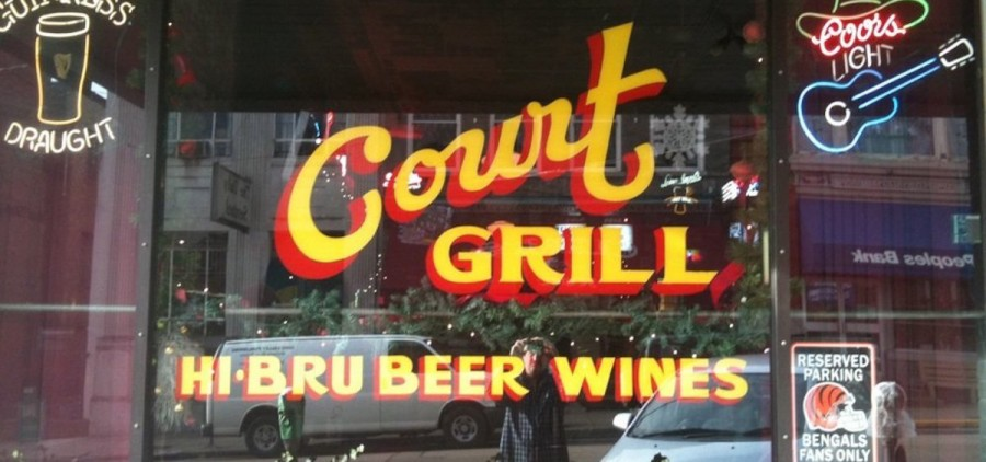 Court Street Grill, Pomeroy, Ohio