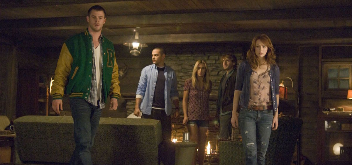 The Cabin in the Woods movie still