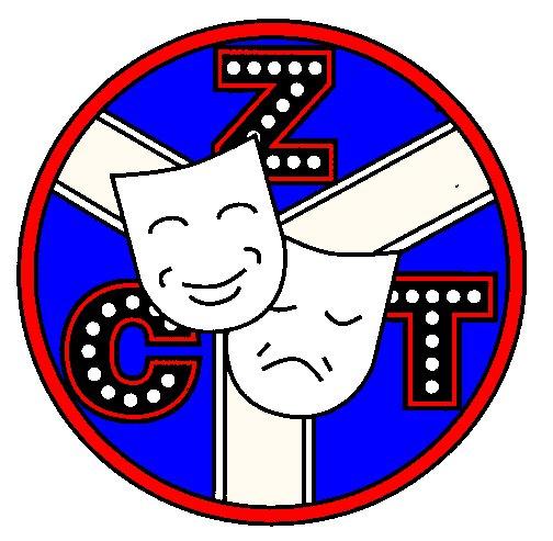 Zanesville Community Theater Logo