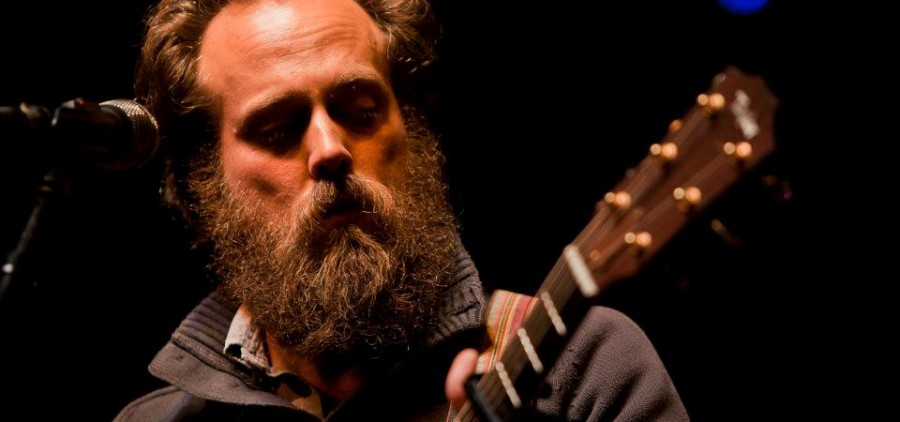 Iron & Wine at 2012 Nelsonville Music Festival (Cam Soergel/WOUB)