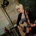 Jessica Lea Mayfield at 2012 Nelsonville Music Festival (Cam Soergel/WOUB)