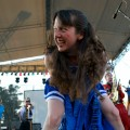 Mucca Pazza at 2012 Nelsonville Music Festival (Sydney Good/WOUB)
