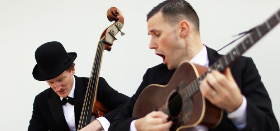 Two Man Gentlemen Band