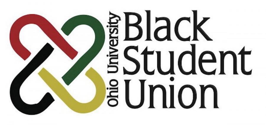 Ohio University Black Student Union logo