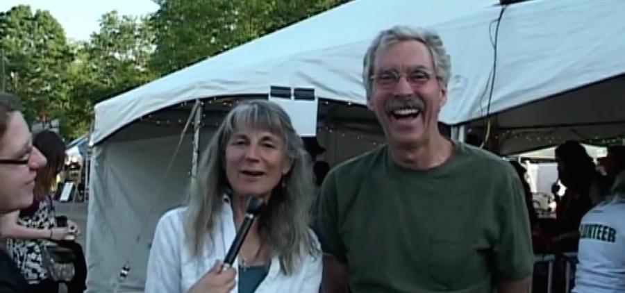 Interview at 2012 Nelsonville Music Festival