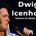 Dwight Icenhower at Meigs High School poster