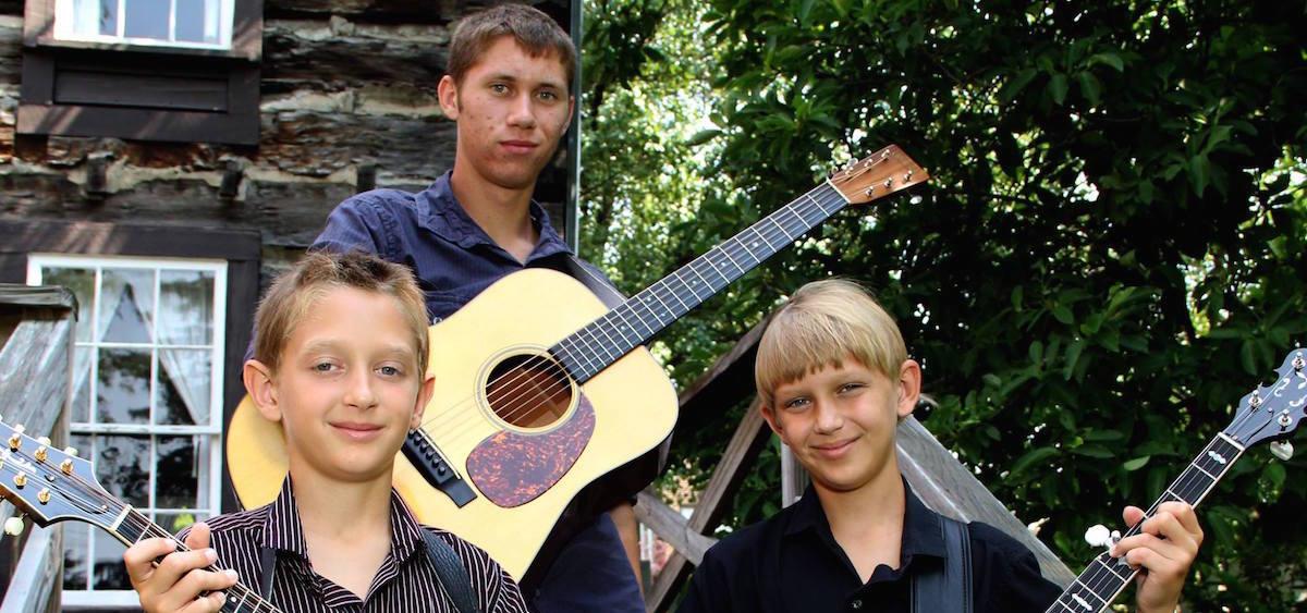 The Yurco Boys
