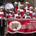 Trimble Marching Band, 2013