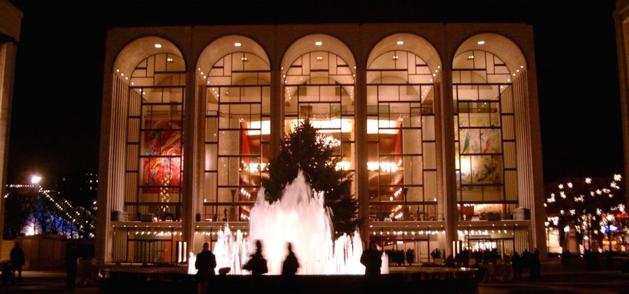 The Metropolitan Opera (Lechhansl/Wikimedia)