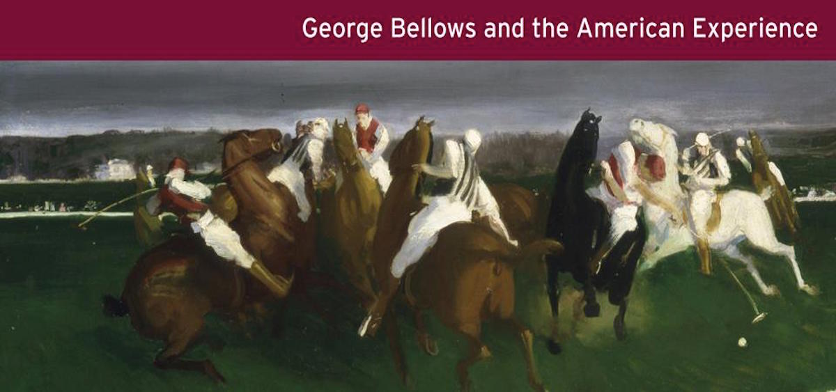 George Bellows exhibit