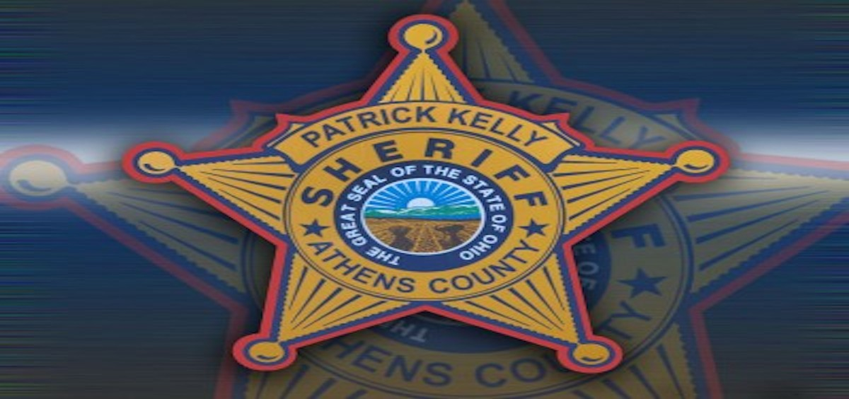 Athens County Sheriff Patrick Kelly Badge