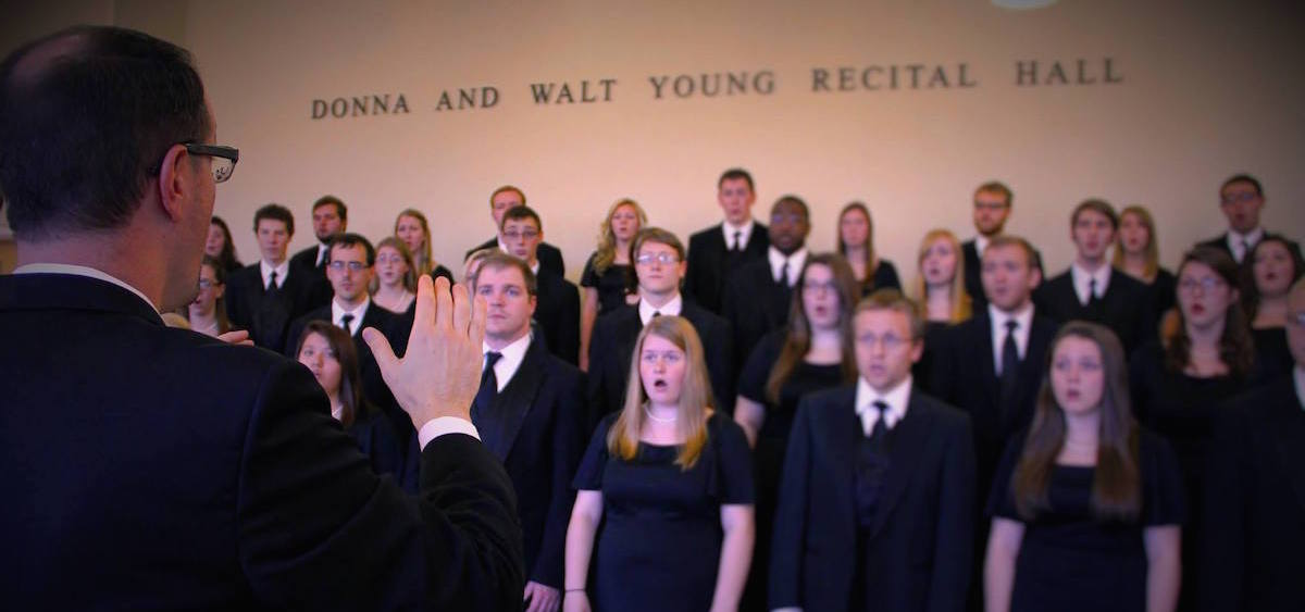 Muskingum University Choir (Muskingum University)
