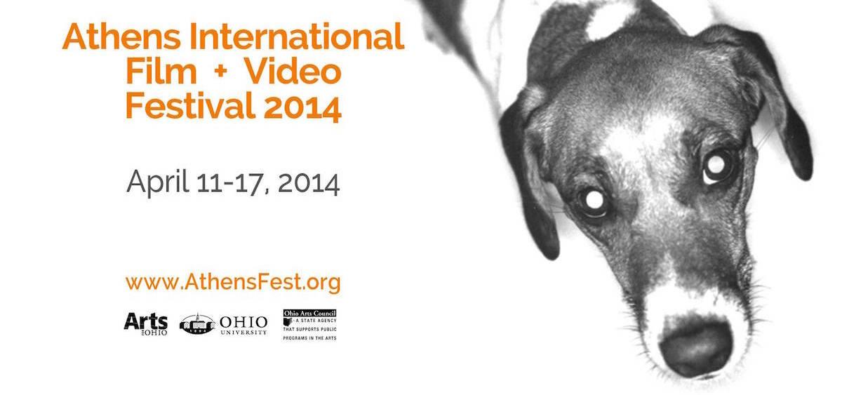 2014 Athens International Film + Video Festival poster