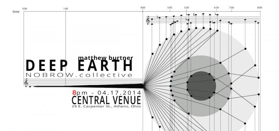 Deep Earth poster