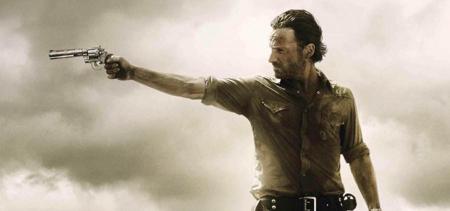 Walking Dead/Rick Grimes