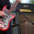 D-Rays bass (Jasmine Beaubien/WOUB)