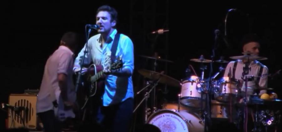 Frank Turner at 2014 Nelsonville Music Festival
