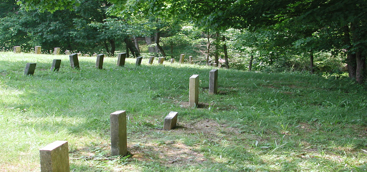 The Ridges Cemetery (courtesy: athensconservancy.org)