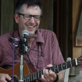 Todd Burge at Gladden House Sessions, 2014