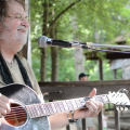 Ray Wylie Hubbard at 2014 Gladden House