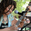 Valerie June at Gladden House, 2014