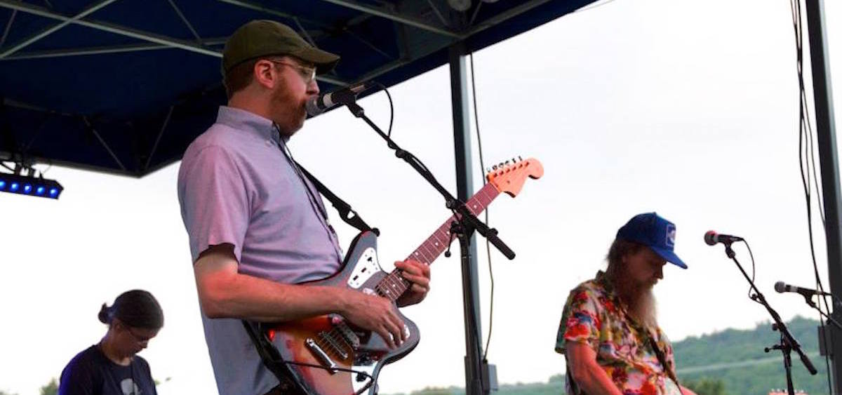 Supernobody at the 2014 Nelsonville Music Festival