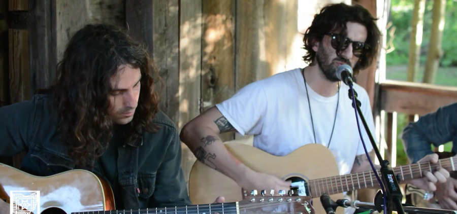 The Men at Gladden House Sessions, 2014