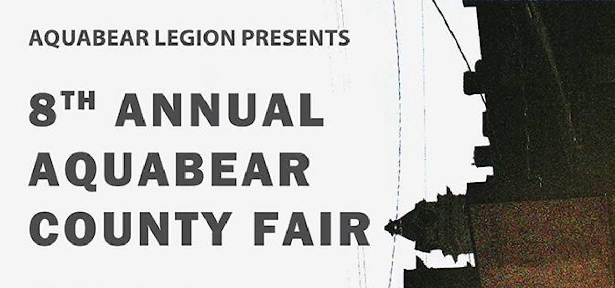 Aquabear Legion 8th County Fair