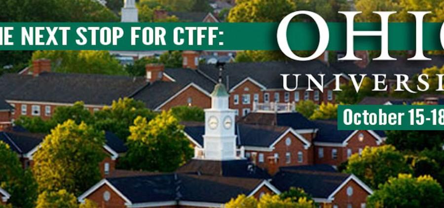 College Town Film Festival 2014 banner