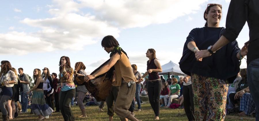 2014 Ohio Pawpaw Festival (Brooke Herbert Hayes/WOUB)