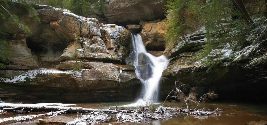 Cedar Falls, Hocking Hills State Park (Bud Schrader)