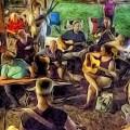 """""""Musical Melding"""" by Tim Creamer"""