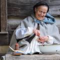 Hocktoberfest knitting