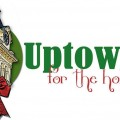 Uptown for the Holidays logo