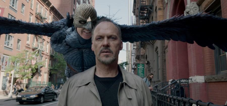 """Promo still from """"Birdman"""""""