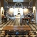 Kennedy Museum of Art entrance