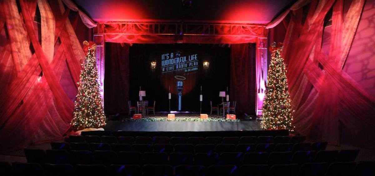 """It's a Wonderful Life"" at Wagner Theatre, Ohio University Lancaster"