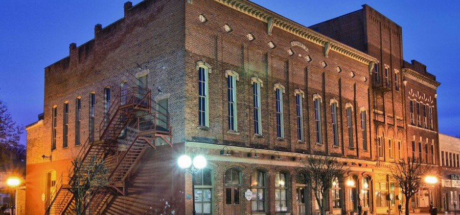 Stuart's Opera House (facebook.com/stuartsoh)