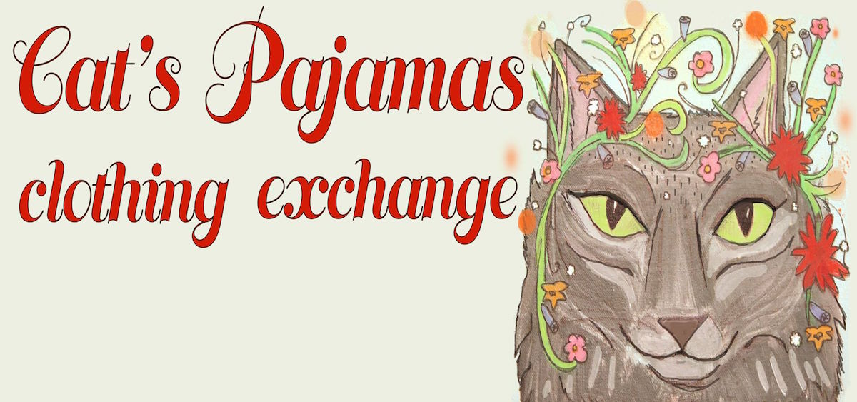 The Cat's Pajamas Clothing Exchange is scheduled for March 27-29 at ARTS/West