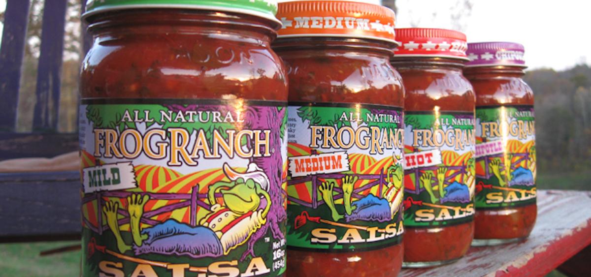 Frog Ranch Salsa