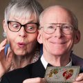"Ruth Borovicka and Jim Parsons star in ""Love Letters,"" Feb. 14 at Stuart's Opera House (photo: Morristowne Photography)"