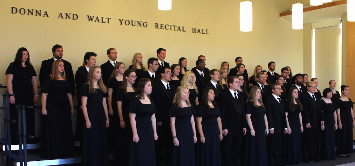 Muskingum University Concert Choir