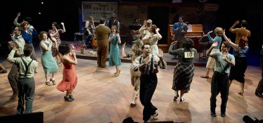 "Ohio University Division of Theater presents ""Marathon '33"" Feb. 18-27 in the Forum Theater"