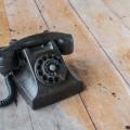 vintage phone high res