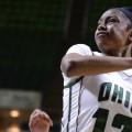 Ohiuo University womens basktball Jenkins