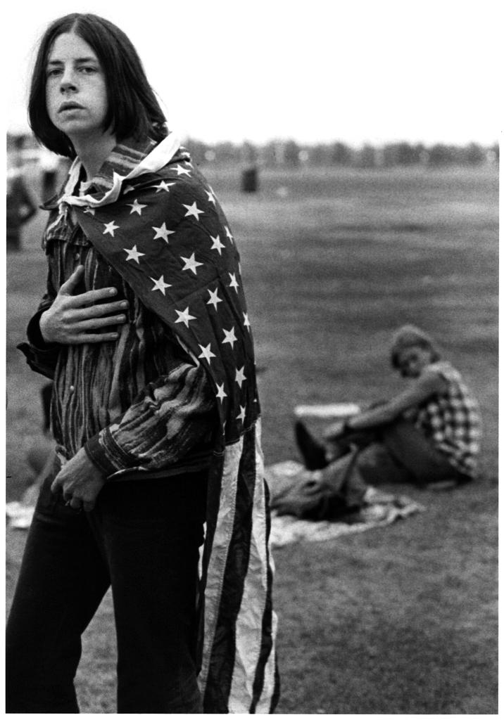 1969 concert, Athens, Ohio