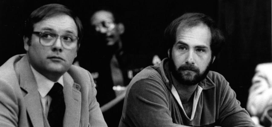 Alan Goldsberry and Billy Milligan, 1984