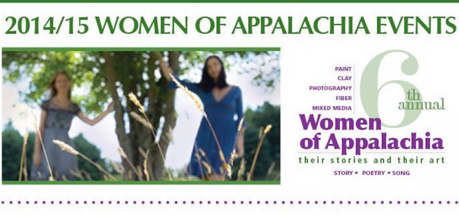 Women of Appalachia flyer