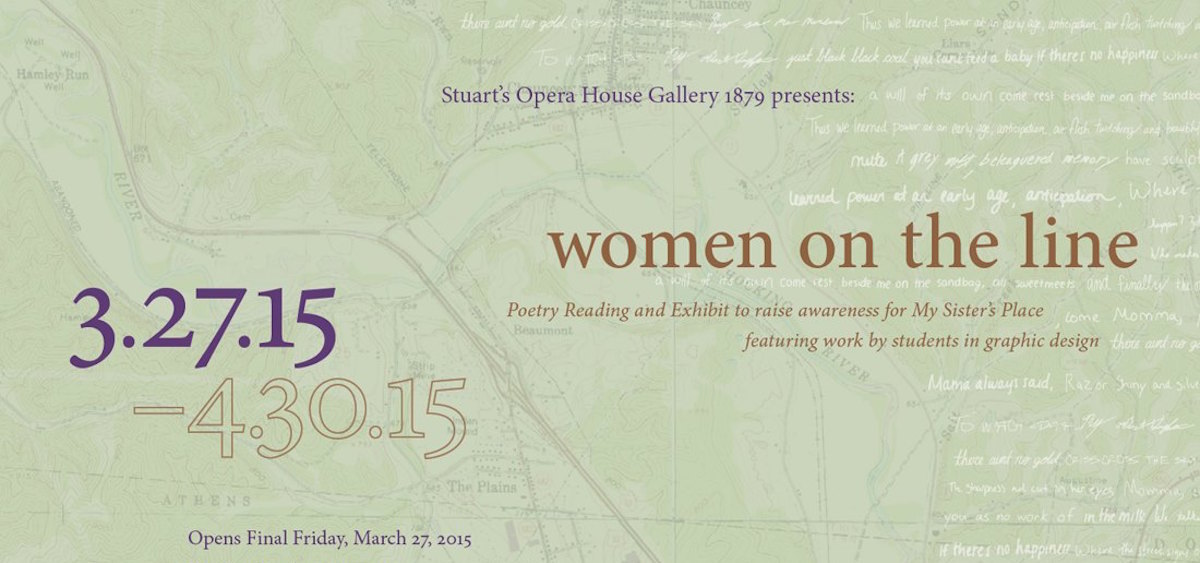 Women on the Line 2015 poster